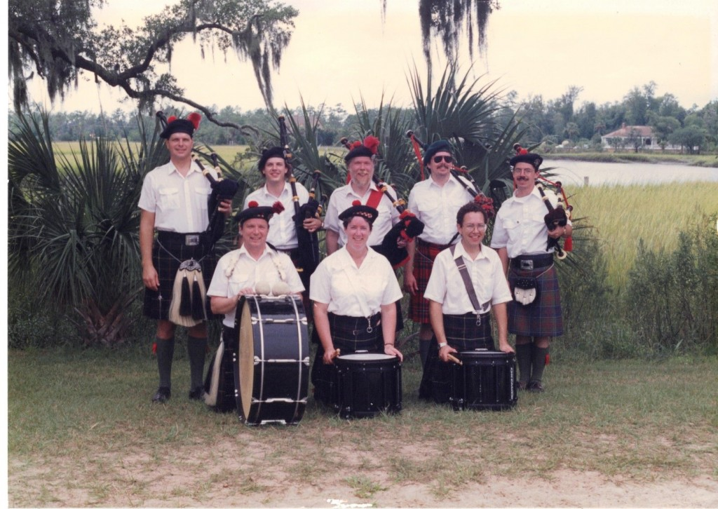 City of Oaks Pipe Band